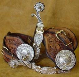 Buckaroo Cowboy Gear   Vaquero, Cowboy & Buckaroo Gear / SPURS MADE BY VERNON LYNES