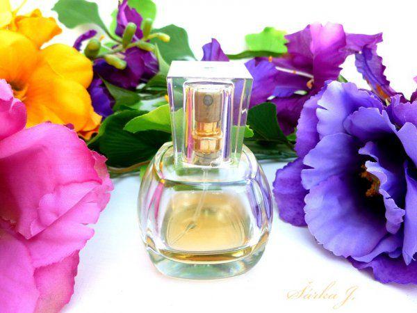 domácí výroba parfému - pracovní postup
