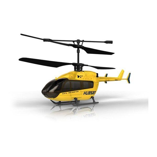 Hubsan H205B EC145 - RC helikopter
