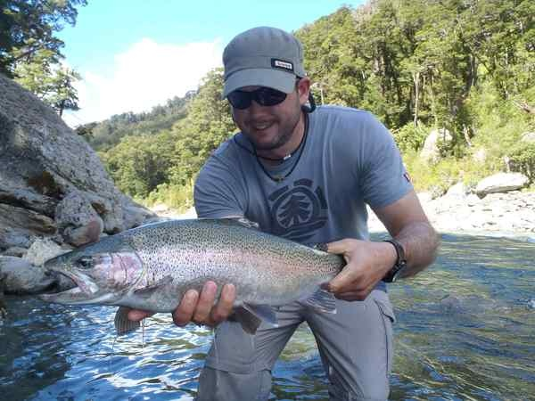 New Zealand South Island Trout