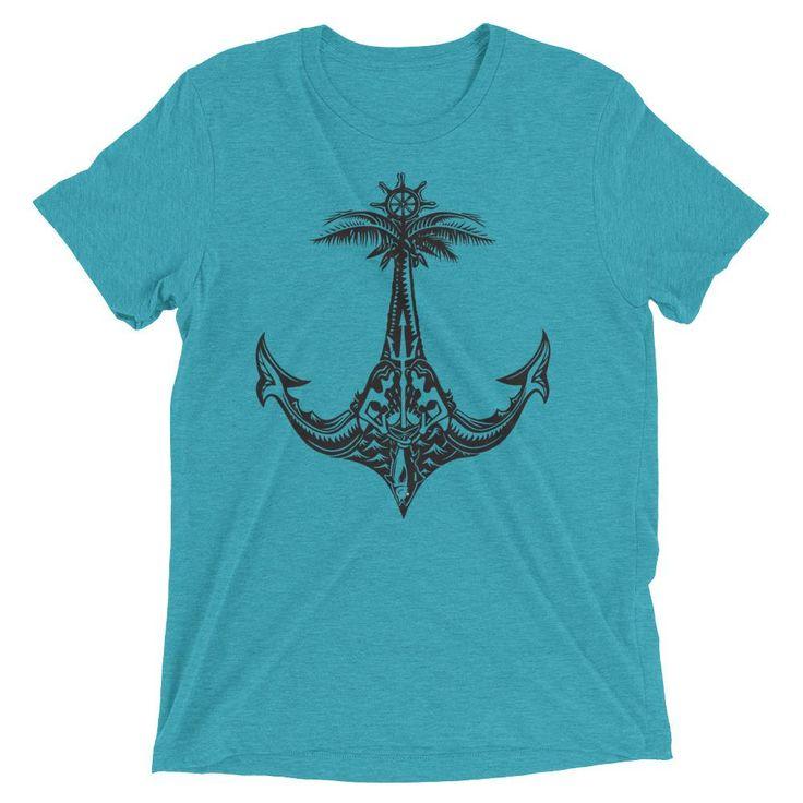 """Kurt Ziegler """"Mermaids & Anchors"""" Short sleeve t-shirt"""