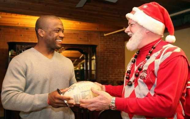 Maurice Clarett, former Ohio State Buckeyes football great, pursues rugby career and talks about his journey from trouble (video)