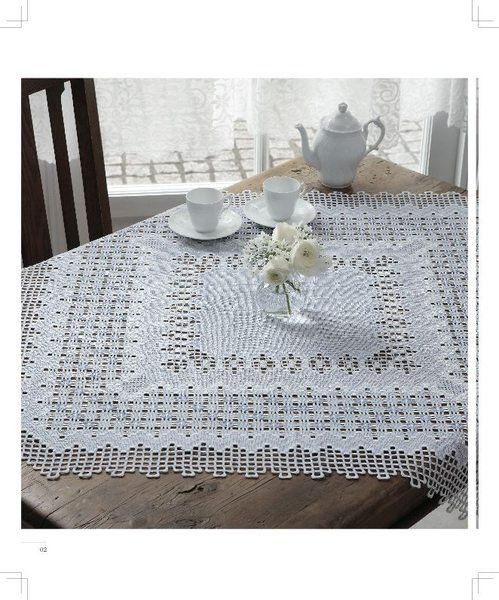 Fine Hardanger Embroidery by Sadako Totsuka by CollectingLife