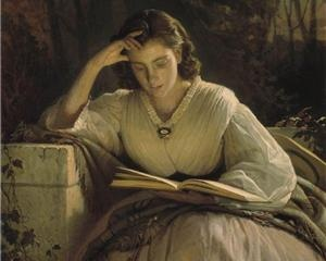 Reading, Ivan Kramskov (1863)Ivan Kramskoy, Ivan Nikolaevich, Ivan Kramskoi, The Artists, Reading Book, Famous Artists, Whilst Reading, Woman Reading, Art Posters