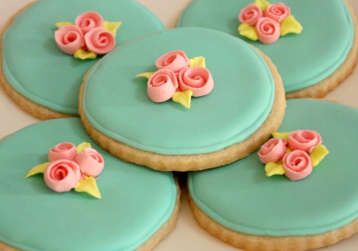 Jillbeth's Cookie Studio Custom Decorated Cookie