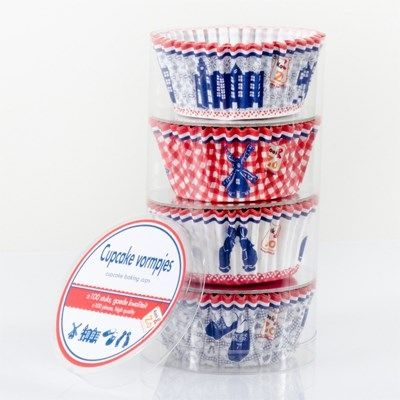 Cupcake Bakvormpjes Holland