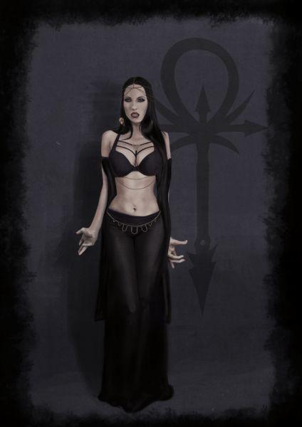 V20 España - Vampiro: La Mascarada 20 aniversario - Escenas | Dibujando.net