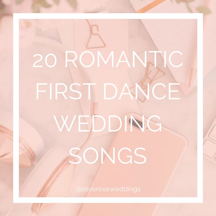 Let your guests witness the love you share for one another by selecting one of the below songs for your first dance as a married couple. I can promise you their will not be a dry eye in the room after these babies.    Falling in love with you – Elvis Presley …
