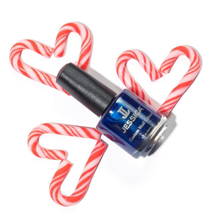 Jessica Christmas Nails: Pin By Jessica Cosmetics On Holiday Glam