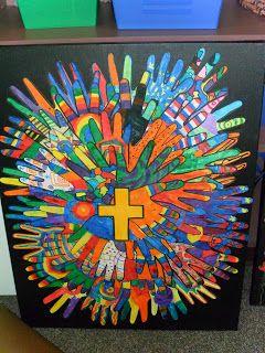 St. Martha Catholic School Artists: Auction Projects from Casino Night 2011