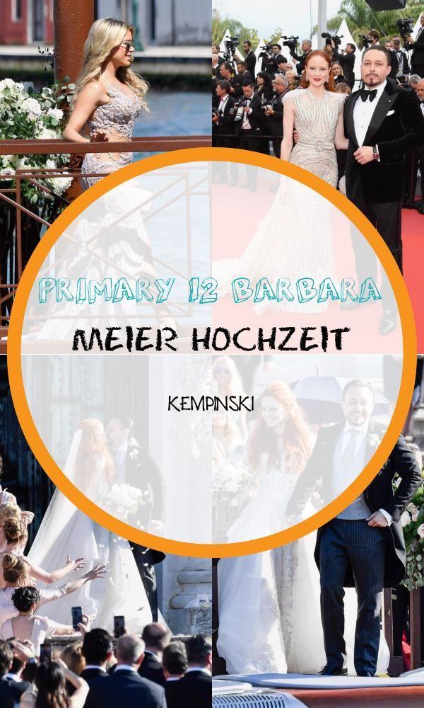 Primary 12 Barbara Meier Hochzeit Kempinski Di 2020