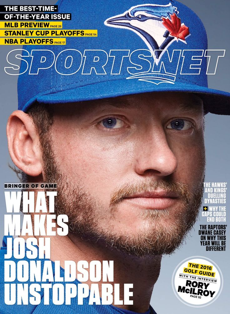 Josh Donaldson is in the lineup for the home opener and on the latest cover @Sportsnet http://www.sportsnet.ca/baseball/mlb/blue-jays-josh-donaldson-lineup-home-opener/ …