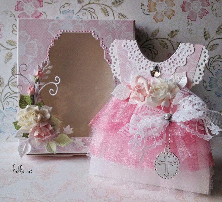 Поцелуем, открытка для новорожденной девочки своими руками платье