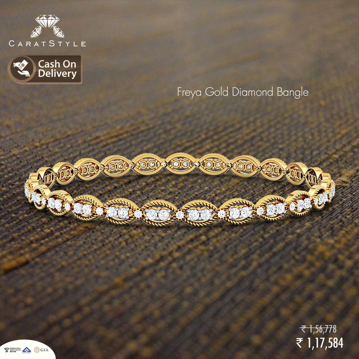 Bangle meets eloquence and you don't want to miss out on this.. #BIShallmark…