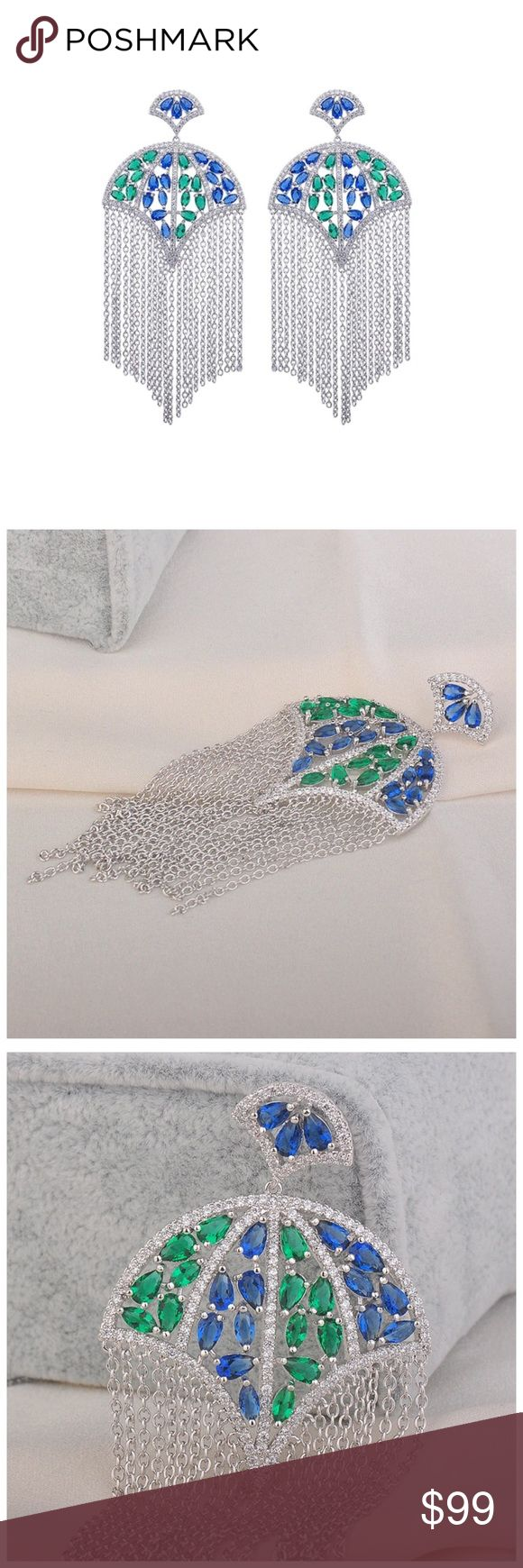 🆕 Swarovski Crystals The Nayola Earrings S26 ‼️10% DISCOUNT ON BUNDLES OF...