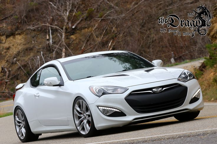 My 2013 Hyundai Genesis Coupe on the Tail of the Dragon [OS][10800x7200] via Classy Bro
