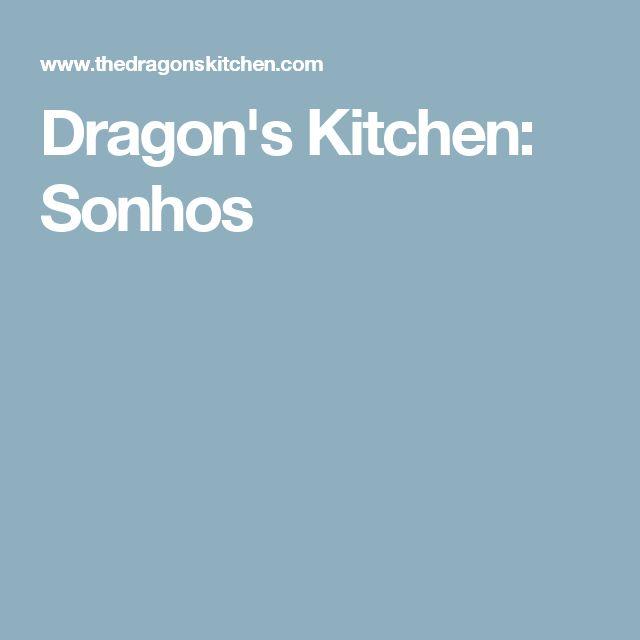 Dragon's Kitchen: Sonhos