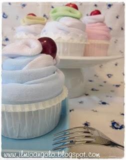 "my ""sweet"" cupcakes!"
