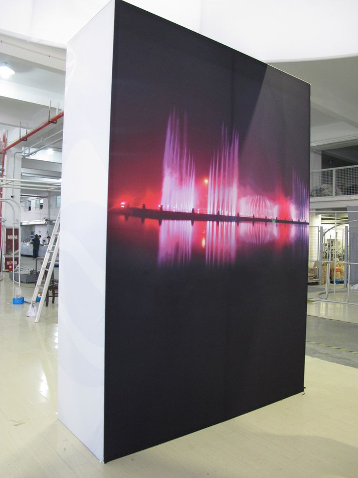 Aluminum Frameless LED Light Box Display. Features: easy to install, changeable graphics,