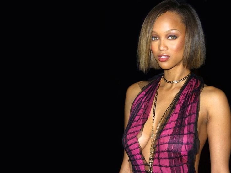 Tyra Banks ...... She was born December 4, 1973