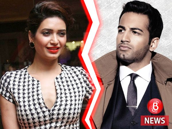 Did Upen Patel just accuse ex-girlfriend Karishma Tanna of using him and lying to him?