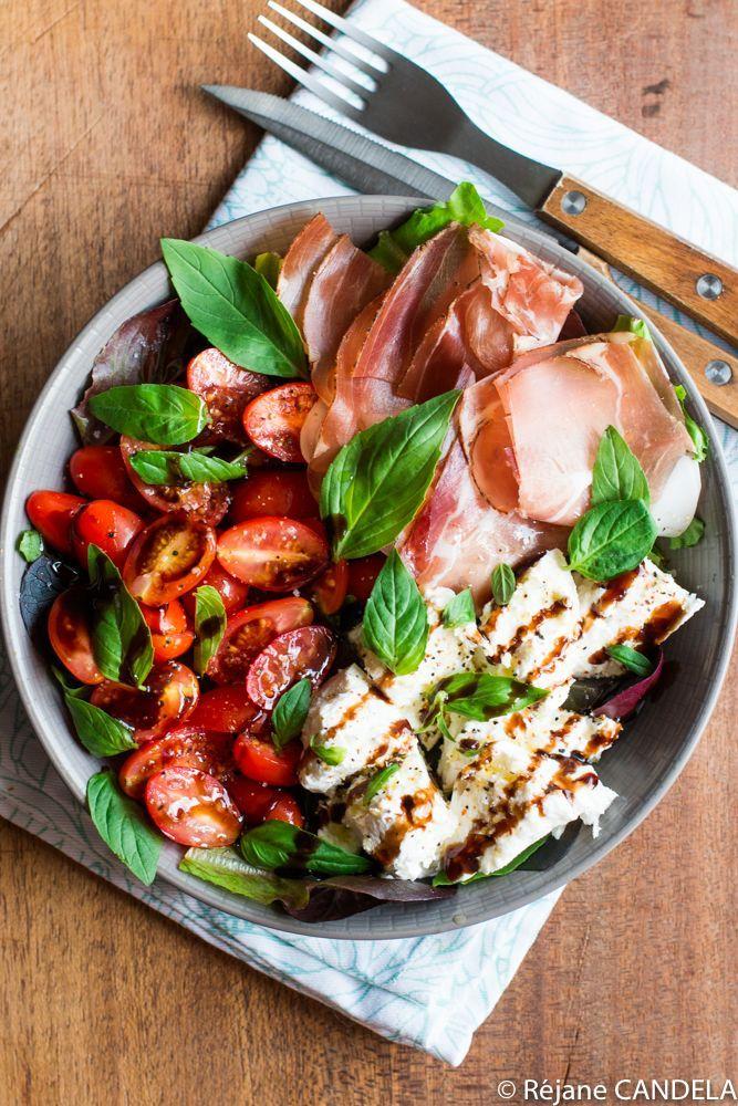 Assiette Complète Little Italy