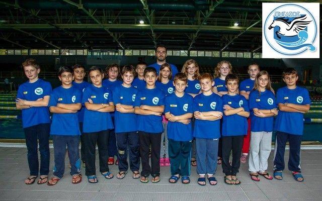 Με 25 κολυμβητές στην Λάρισα ο Πήγασος