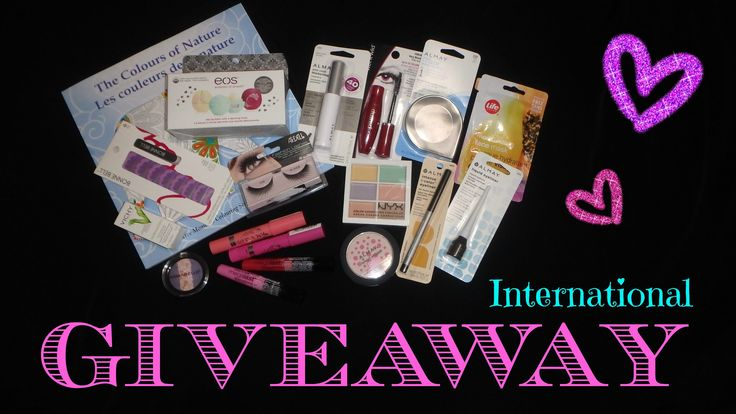 Berrypinklips giveaway sweepstakes