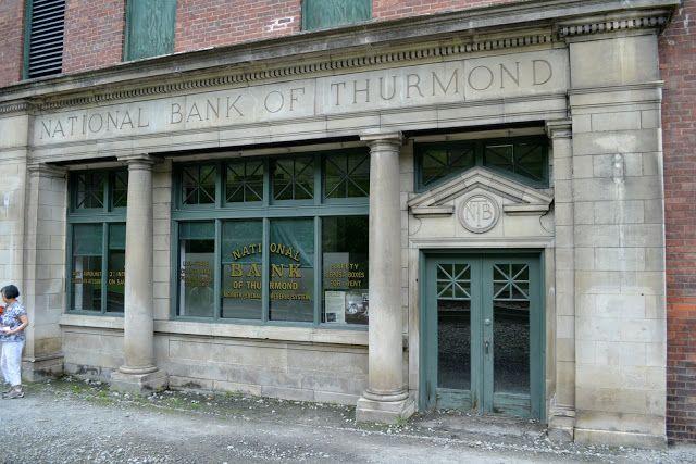 Національний банк Термонду (National Bank of Thurmond Building), Teрмонд, Західна Вірджинія (Thurmond, WV)