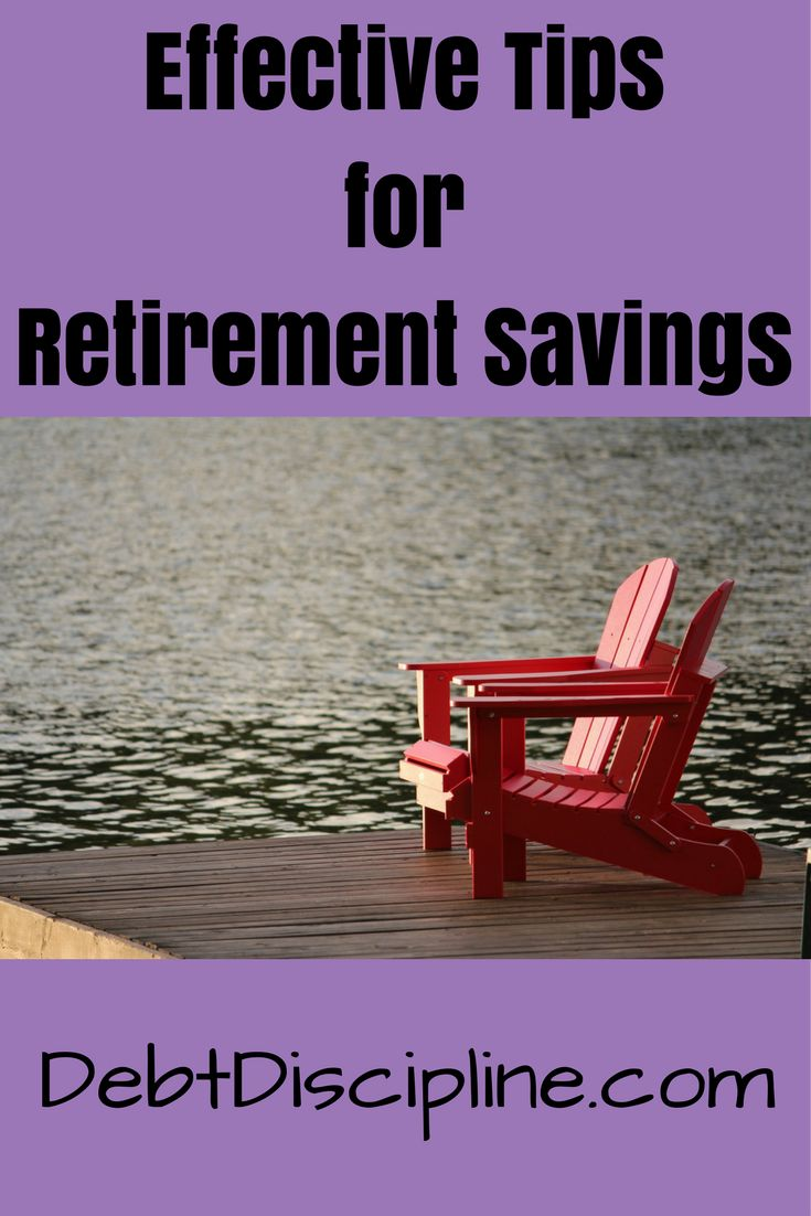 It important to plan for retirement as early as possible, but no matter where you are on your financial journey these tips can help get you started. via @debtdiscipline