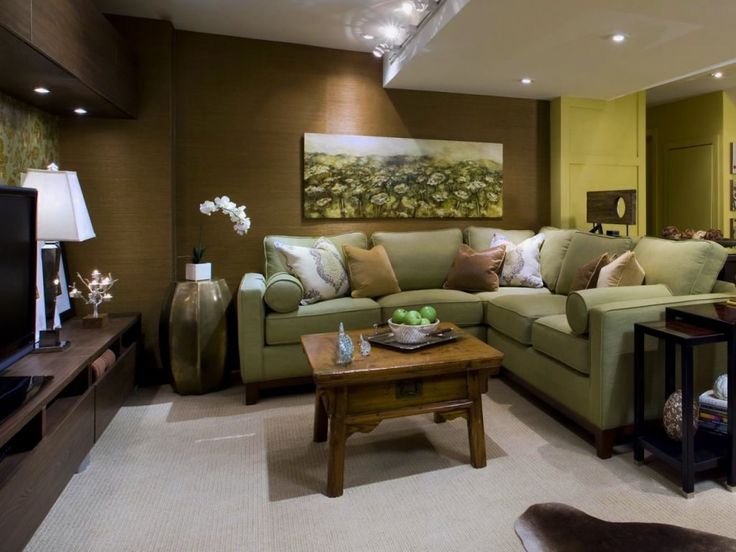 Best Of Basement Family Room Colors