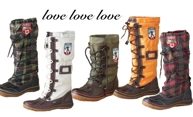 Canadian Snow Boots Cr Boot