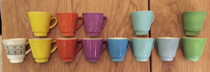 Kaffekopper i Egersund Perfekt sirkel/Perfect