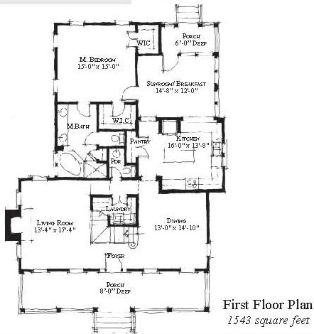 Ideas For The House on rustic stone cottage house plans