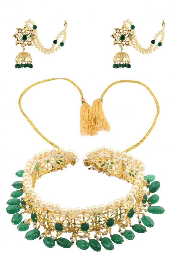 #perniaspopupshop #anjalijain #jewelery #polki #kundan #intricate #shopnow #happyshopping