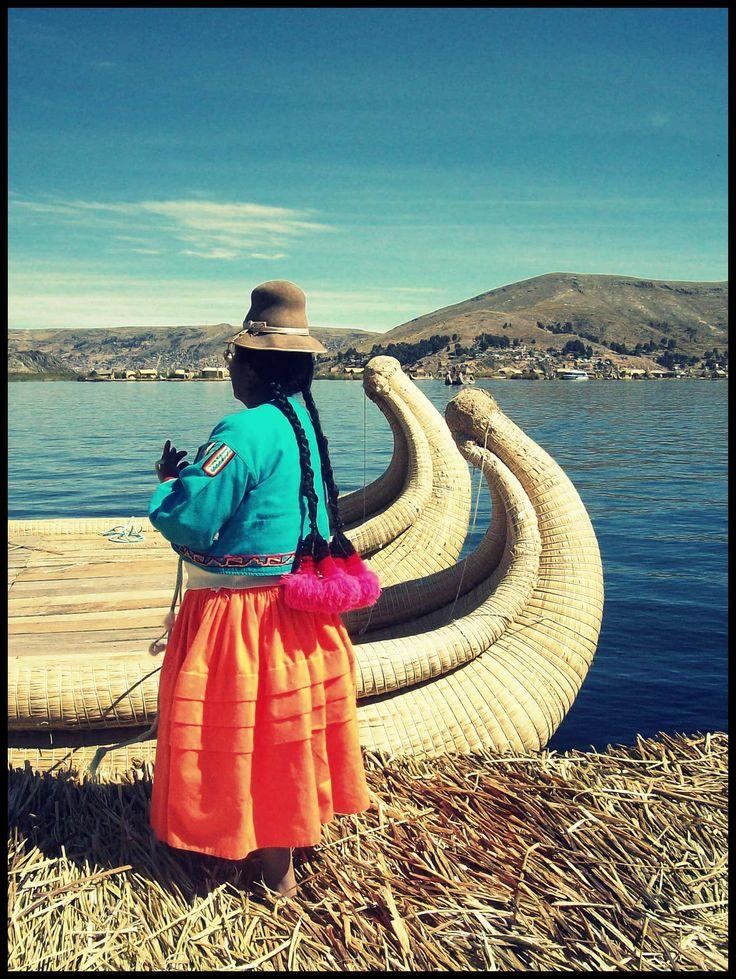 Isla de los Uros - Lago Titicaca