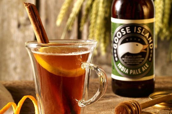 Delicious mulled beer recipes for both lager and ale drinks