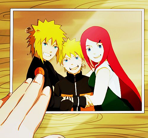 Minato Namikaze and Kushina Uzumaki Road to Ninja ...