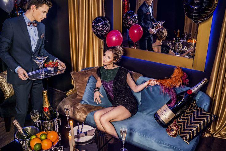 Join our celebration! January is the month of party, champagne, fun and glitter!// Dołącz do naszej celebracji: styczeń spędzamy pod znakiem zabawy, szampana oraz brokatu!