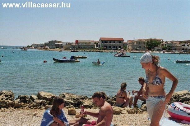 Vir egyike a 300 kis szigetnek, amely a zadari szigetvilághoz tartozik, 25 km-re Zadar észak-nyugati részén, Észak-Dalmáciában #vir #sziget #strandjai