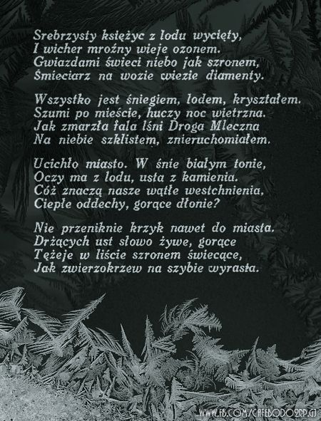 Mróz - Antoni Słonimski na Stylowi.pl