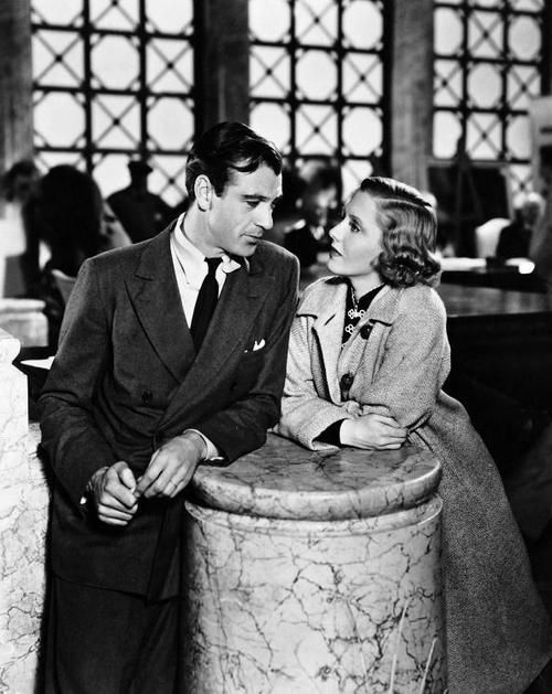 Mr. Deeds Goes to Town Gary Cooper & Jean Arthur