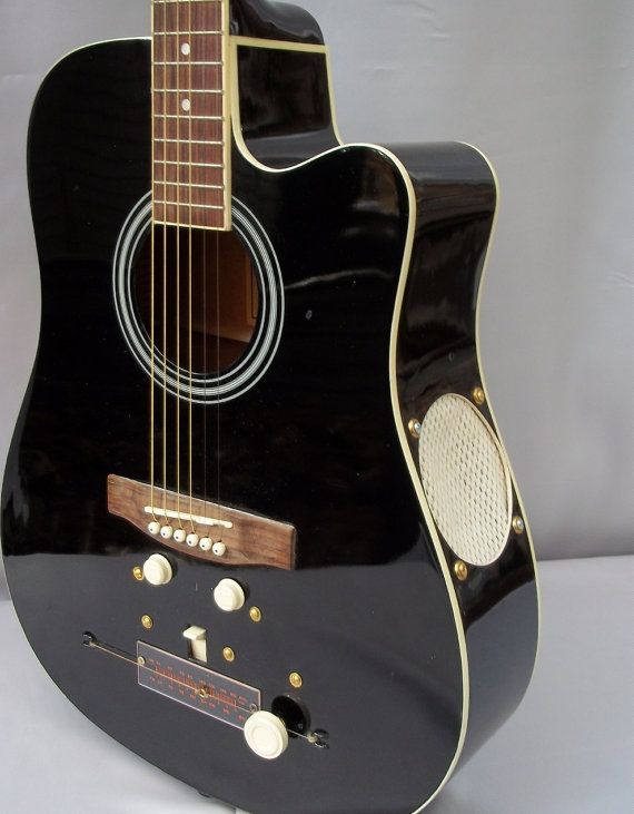 Acoustic guitar dreadnaught with a big ol' sound