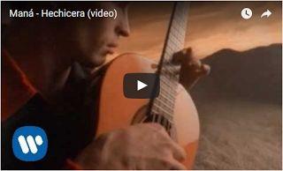 Banda Maná: Maná - Hechicera (video)