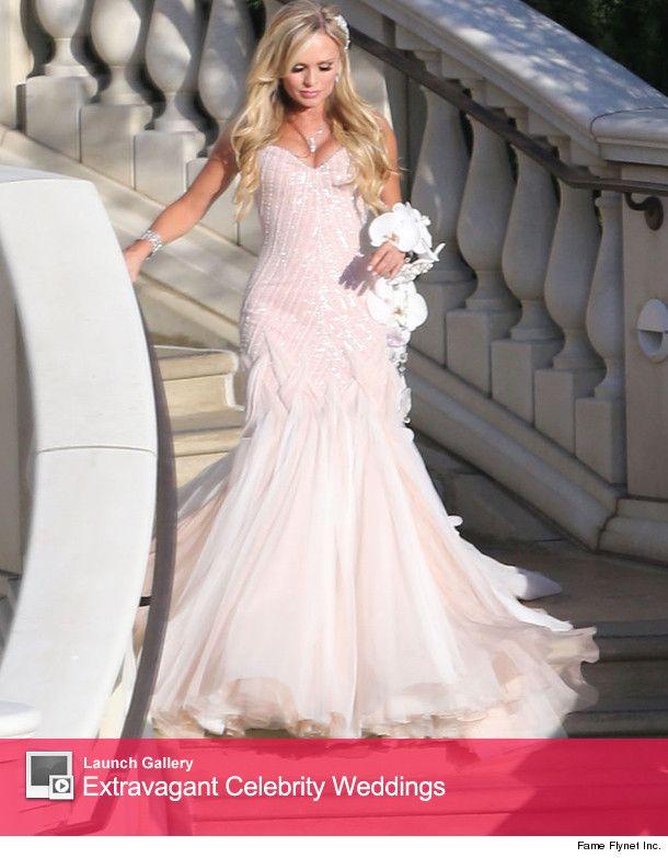 tamra barney wedding dress | Tamra Barney Gets Married -- See Her Wedding Dress! | tooFab.com