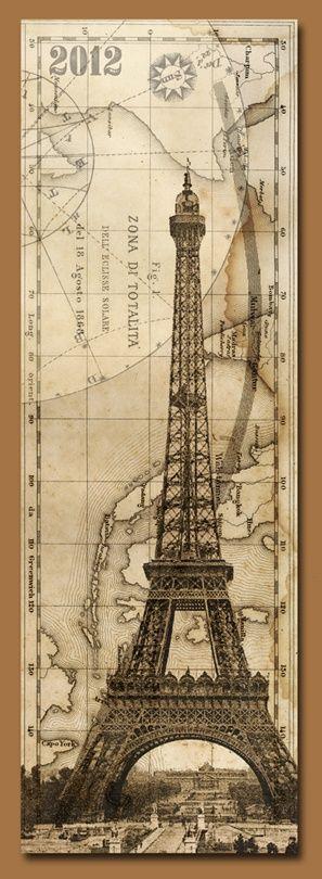 eiffel tower printable