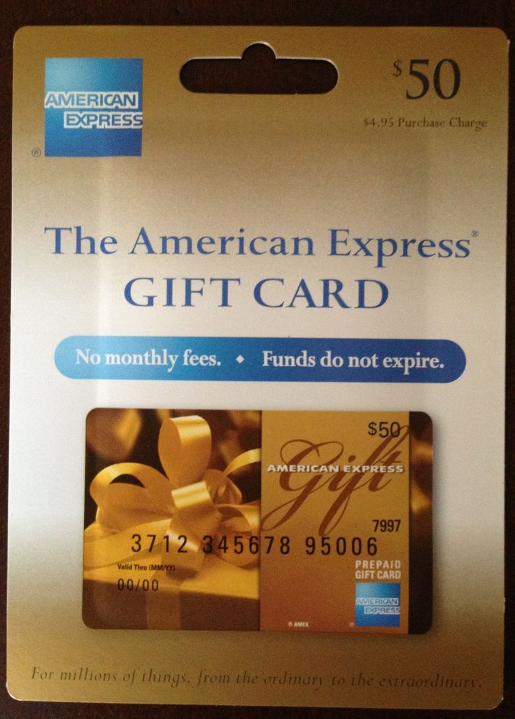 billing zip code on american express gift card