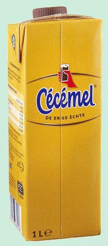 CECEMEL lait chocolaté (brique) 1L