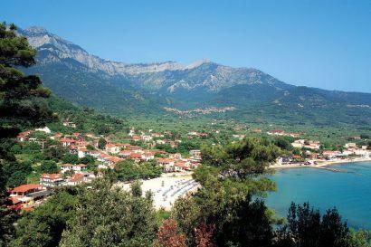Holidays in Skala Potamias #Thassos
