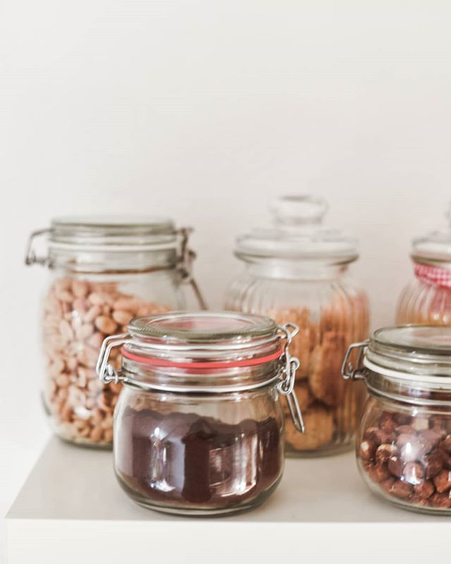 Lebensmittel In Glaser Verpacken Das Haben Wir Ehrlich Gesagt Angefangen Weil Wir Motten In Der Kuche Hatten In Motten In Der Kuche Schraubglaser Upcycling